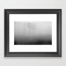 magic bus Framed Art Print