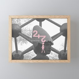 """Front 242 """"Headhunter"""" Framed Mini Art Print"""