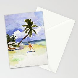 Tulum Bather Stationery Cards