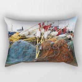 Fischernetz Rectangular Pillow