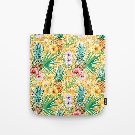 Tropical Summer #11 Tote Bag