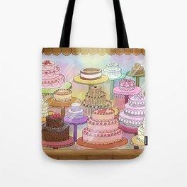 Sweet World Tote Bag