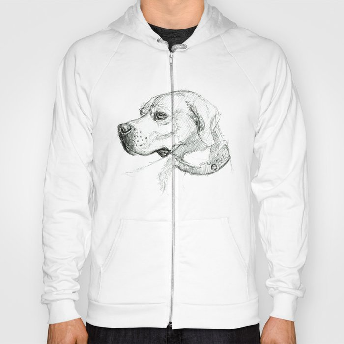 Pointer dog SK048 Hoody