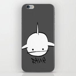 minima - hover shark iPhone Skin