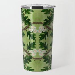 Olwen Hawthorn Panel Travel Mug