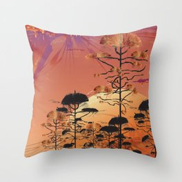 Home One Throw Pillow