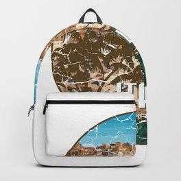 Italy Vernazza City Traveler Gift Backpack