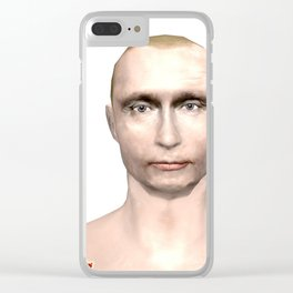 Czar of Russia Clear iPhone Case