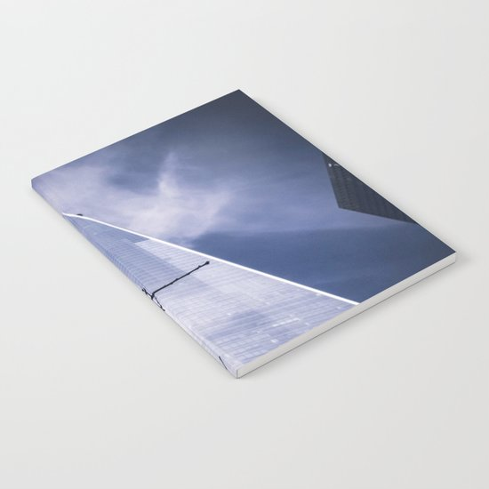 Skyscraper Notebook
