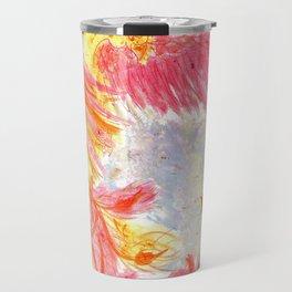 Firey Phoenix Travel Mug