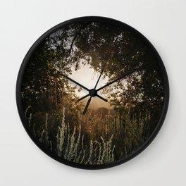 East County Wall Clock