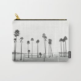Bleached Beach Carry-All Pouch