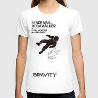 gravity T-shirts featuring GRAVITY by Resistance