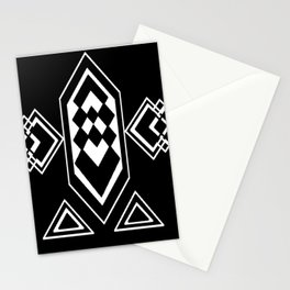 Look's like Robotic Stationery Cards