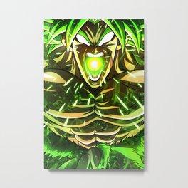 Goku Dragon Ball Super Metal Print