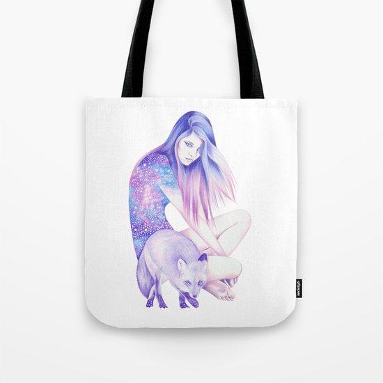 Galaxy Wanderer Tote Bag