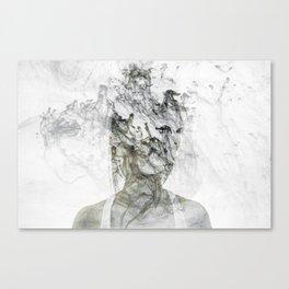 Silence1 Canvas Print
