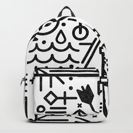 Eye of Vengence Backpack