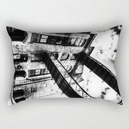 London 1960 Rectangular Pillow