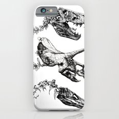 Jurassic Bloom. Slim Case iPhone 6s