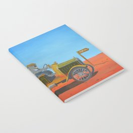 Aussie Beer Truck Notebook