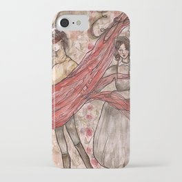 Jane Eyre. An Autobiography iPhone Case