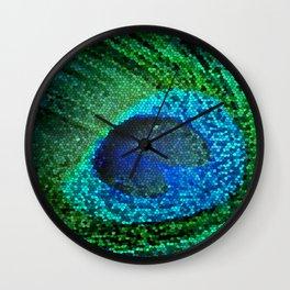 Bejewelled Wall Clock