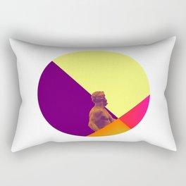 When Rodin met Rozendaal - Part 1 Rectangular Pillow