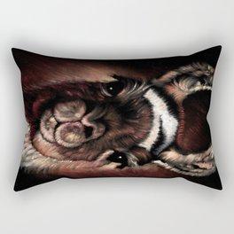 llama Cusco Peru Rectangular Pillow
