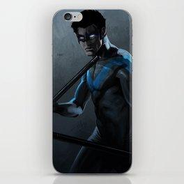 Nightwing iPhone Skin