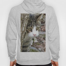 My Hunting Cat Hoody