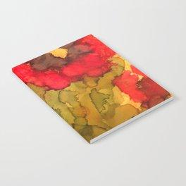 Mystic Poppy Notebook