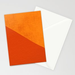 Vibrant moderna Stationery Cards