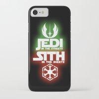jedi iPhone & iPod Cases featuring Jedi by Liquidsugar