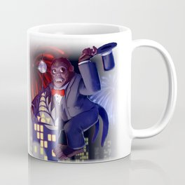 Monster of the Week: Greater Urban Kong Coffee Mug