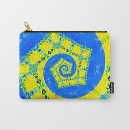 Yellow Brick Sun Carry-All Pouch