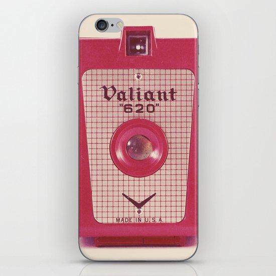 Valiant iPhone Skin
