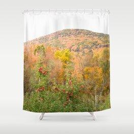 Autumn Upstate Shower Curtain