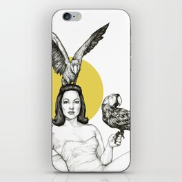 Yvette Dare iPhone Skin