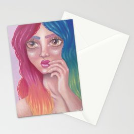 Femme Figment Stationery Cards