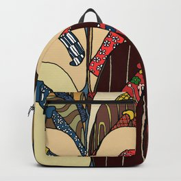Zouri Flip Flop Backpack
