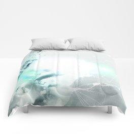 Sea lights Comforters