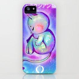 galaxy neko iPhone Case