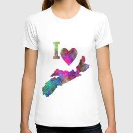 Sweet Home Nova Scotia - Canada T-shirt