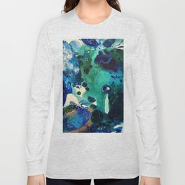 The Wonders of the World, Tiny World Collection Long Sleeve T-shirt