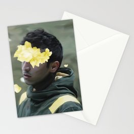 TOP Trench Era Floral Artwork Stationery Cards