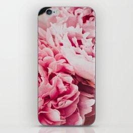 PEONY CLUSTER iPhone Skin