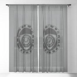 Rotary Sheer Curtain
