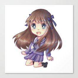 Chibi Tohru Canvas Print