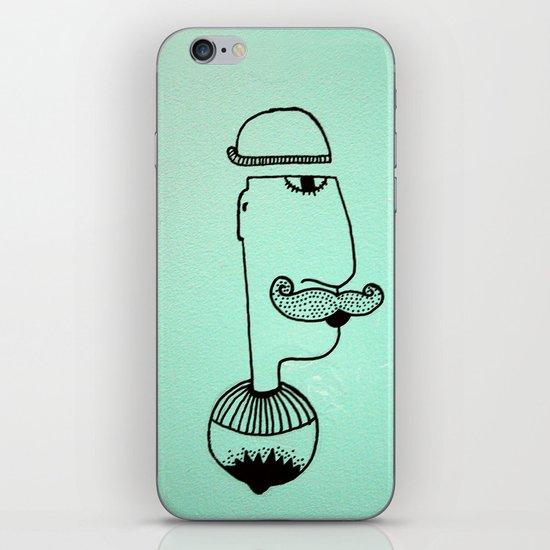 BigBigotes iPhone & iPod Skin